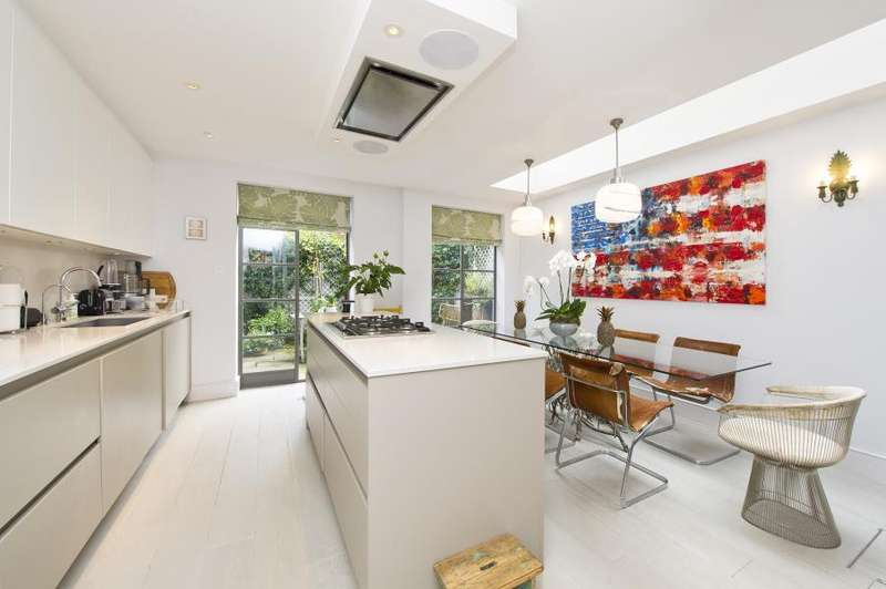 3 Bedrooms House for sale in Bracewell Road, North Kensington W10