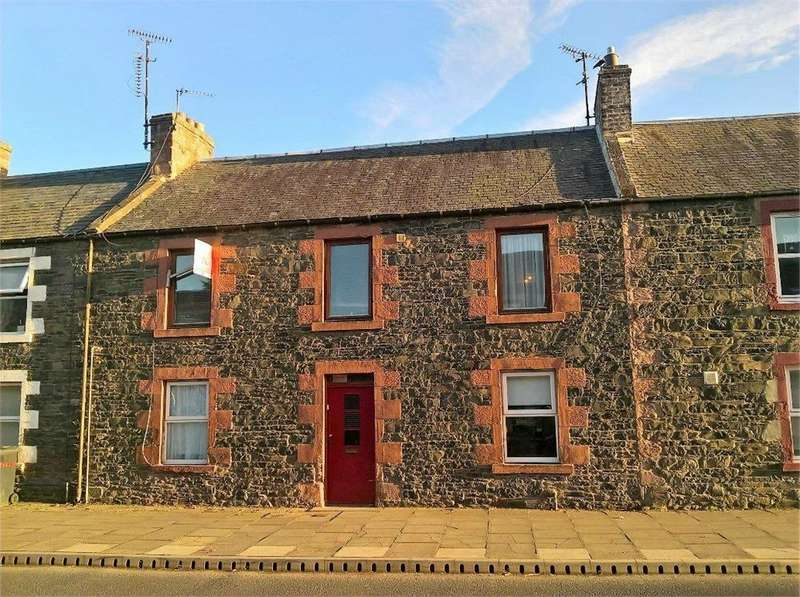 2 Bedrooms Terraced House for sale in Buy-to-Let Investment Opportunity, Macallan and Balvennie, Cossars Buildings, High Street, Earlston, Scottish Borders