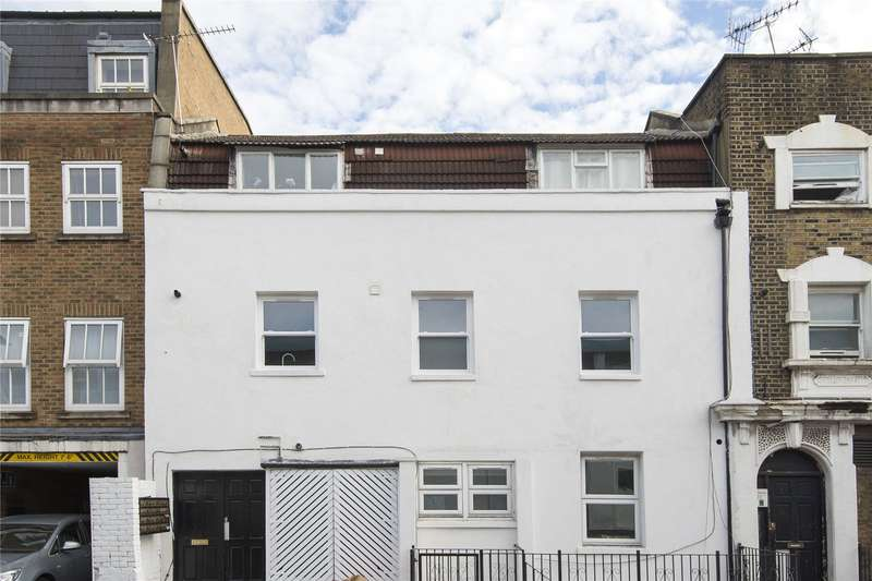 2 Bedrooms Flat for sale in Brooksby's Walk, London, E9