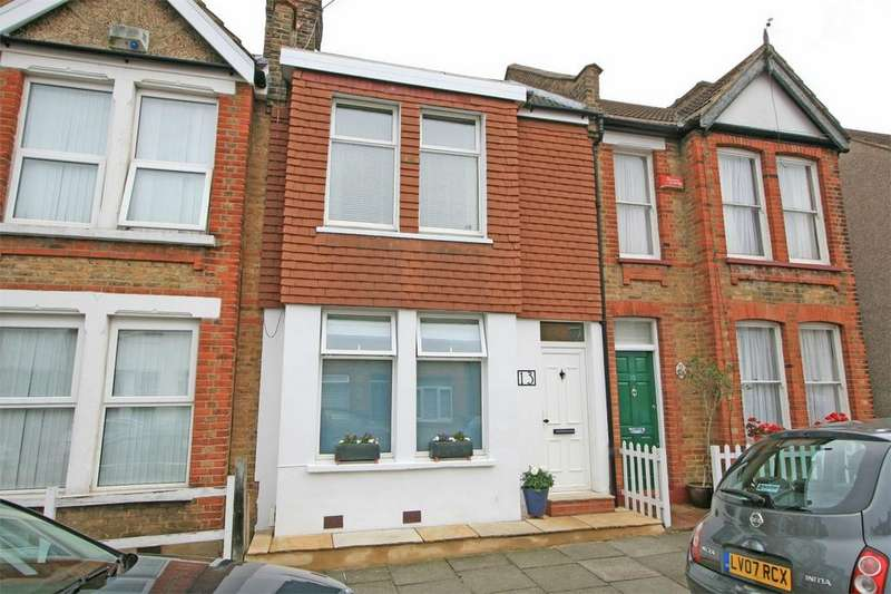 3 Bedrooms Terraced House for sale in Hilldrop Road, Bromley, Kent