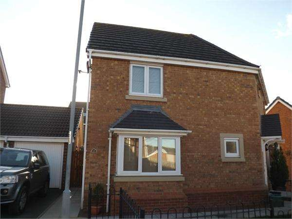 3 Bedrooms Detached House for sale in Beechwood Close, Sacriston, Durham