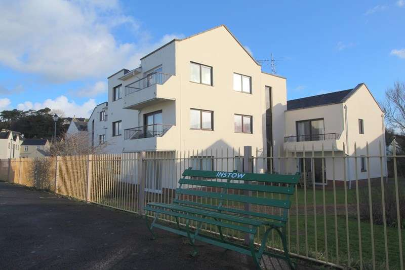2 Bedrooms Apartment Flat for sale in Chandlers Court, Instow, Bideford