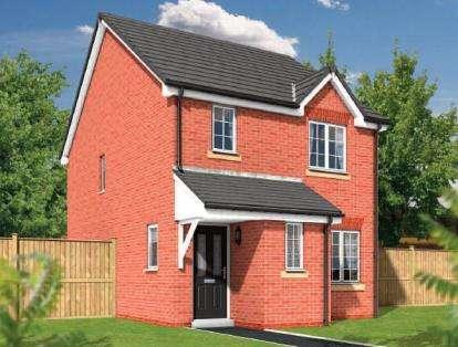 3 Bedrooms Semi Detached House for sale in Heathfields, Off Stone Cross Lane North, Lowton, Warrington