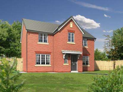 4 Bedrooms Detached House for sale in Bluebell Walk, Gib Lane, Blackburn