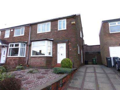 3 Bedrooms Semi Detached House for sale in Fairway Avenue, Harwood, Bolton, Greater Manchester