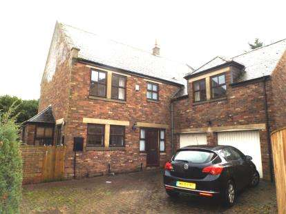 5 Bedrooms Detached House for sale in Wells Green, Barton, North Yorkshire