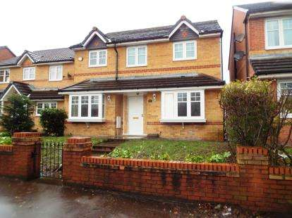 4 Bedrooms Detached House for sale in Worsley Road North, Walkden, Manchester, Greater Manchester