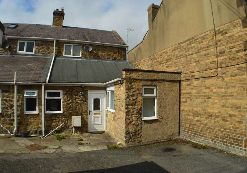 2 Bedrooms Cottage House for sale in West Road, Prudhoe, NE42