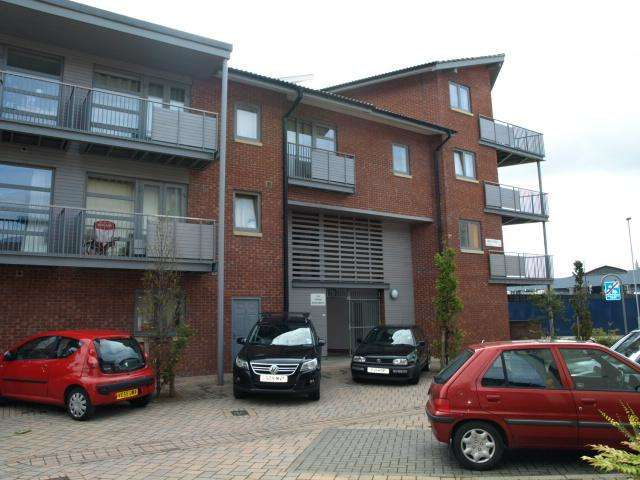 2 Bedrooms Apartment Flat for sale in Anvil Street, Temple Quay, Bristol, BS2 0QQ