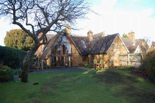 3 Bedrooms Cottage House for sale in Melbourne Lane, Duston Village, Northampton NN5 6HS