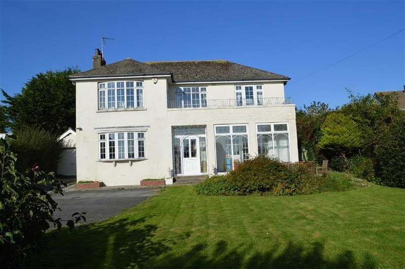 4 Bedrooms Detached House for sale in Boverton Road, Llantwit Major, Vale Of Glamorgan