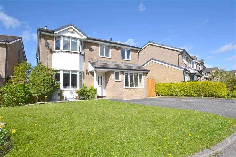 4 Bedrooms Detached House for sale in Reedfield, Reedley, Lancashire