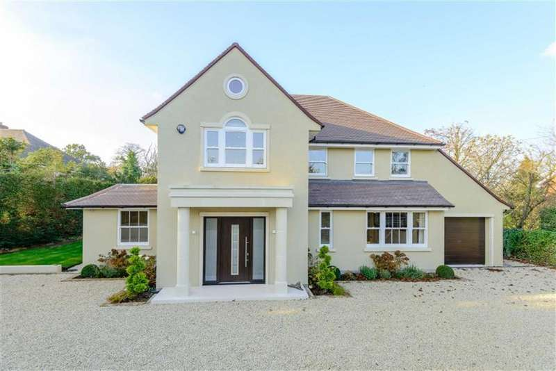 5 Bedrooms Detached House for rent in Barnet Lane, Totteridge, London