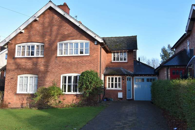 3 Bedrooms Semi Detached House for sale in Selly Oak Road, Bournville, Birmingham, B30