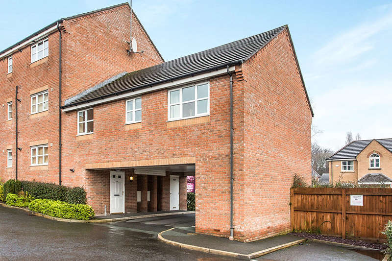 2 Bedrooms Flat for sale in Gadbury Fold, Atherton, Manchester, M46