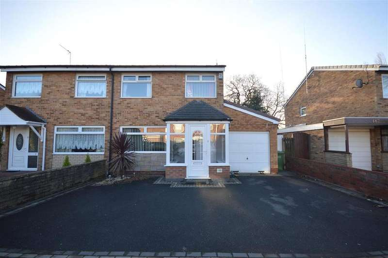 3 Bedrooms Semi Detached House for sale in Whitebeam Road, Birmingham