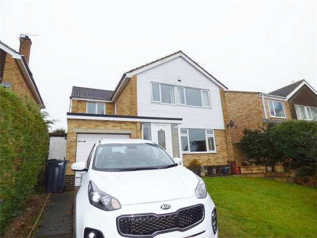 4 Bedrooms Detached House for sale in Westwood Avenue, Heighington Village, Newton Aycliffe, Durham