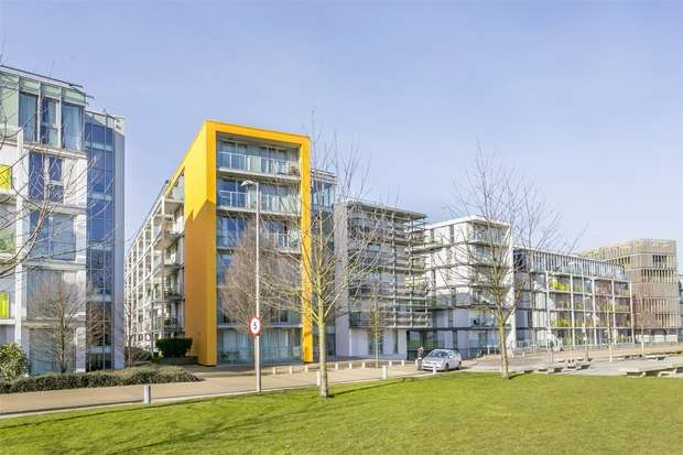 1 Bedroom Flat for sale in Blake Apartments, New River Village, Hornsey, N8