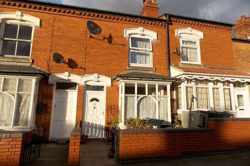 2 Bedrooms Property for sale in Chartist Road, Saltley, Birmingham, B8