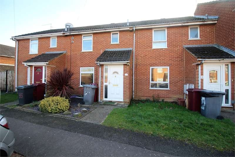 3 Bedrooms Terraced House for sale in Coalport Way, Tilehurst, READING, Berkshire
