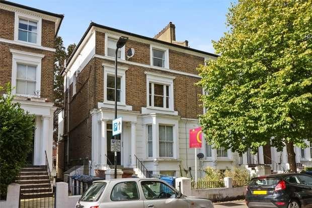1 Bedroom Flat for sale in Windsor Road, Ealing
