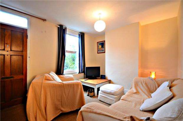 2 Bedrooms Terraced House for sale in Cardigan Road, Reading, Berkshire
