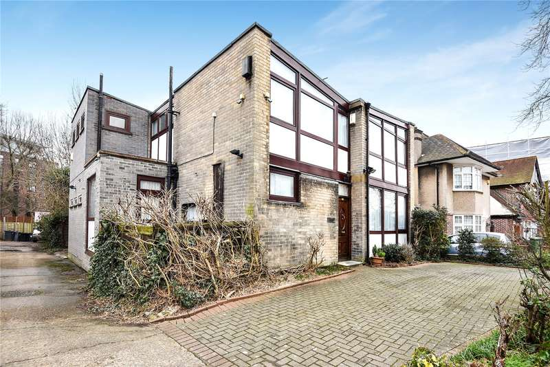 4 Bedrooms Detached House for sale in Zero, Court Drive, Stanmore, Middlesex, HA7
