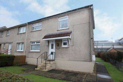 3 Bedrooms End Of Terrace House for sale in Rochsoles Drive, Airdrie, North Lanarkshire