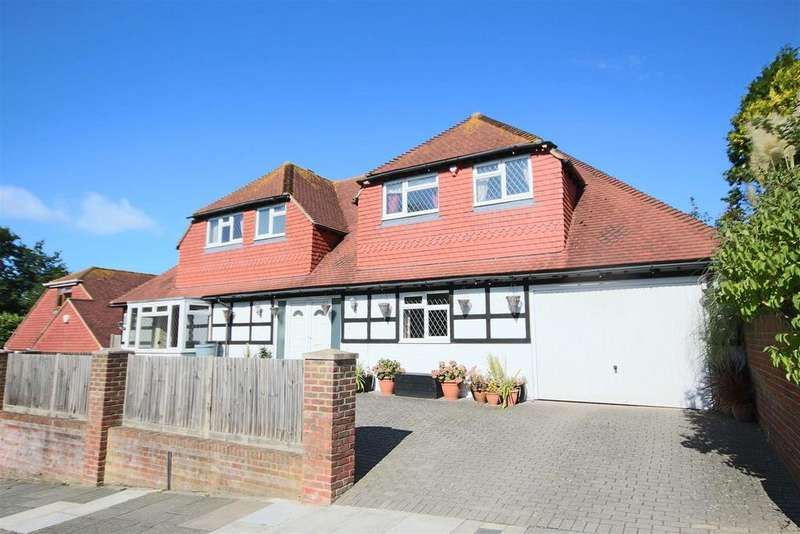6 Bedrooms Detached Bungalow for sale in Brownleaf Road, Woodingdean, Brighton
