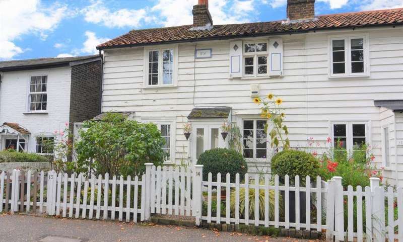 2 Bedrooms House for sale in First Cross Road, Twickenham, TW2
