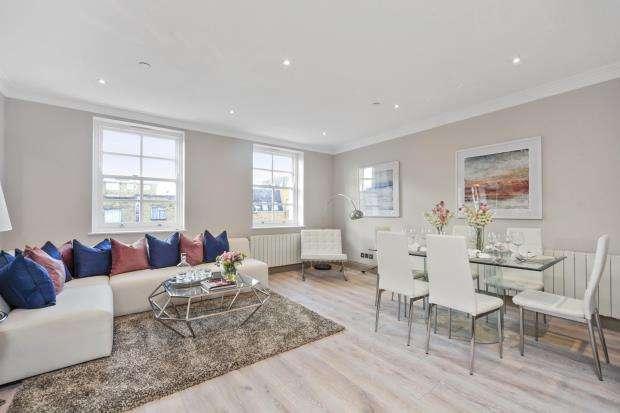 1 Bedroom Flat for sale in Pratt Mews, Camden, London, NW1
