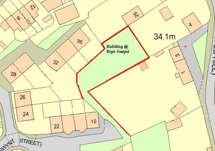 Land Commercial for sale in Bryn Gwynt, Amlwch, Anglesey, North Wales, LL68 9HP
