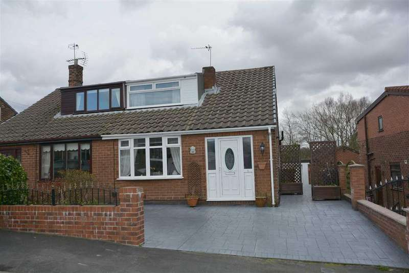 3 Bedrooms Semi Detached House for sale in Browning Grove, Standish Lower Ground, Wigan, WN6