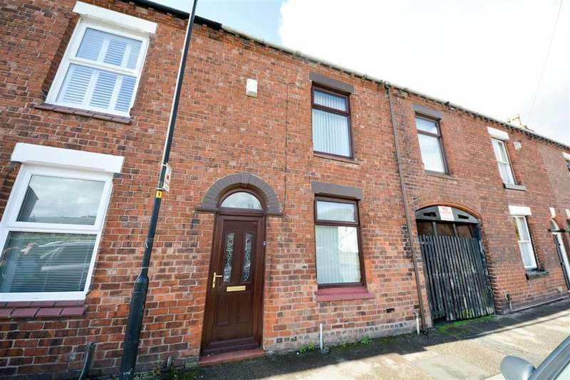 3 Bedrooms Terraced House for sale in Church Street, Standish, Wigan, WN6