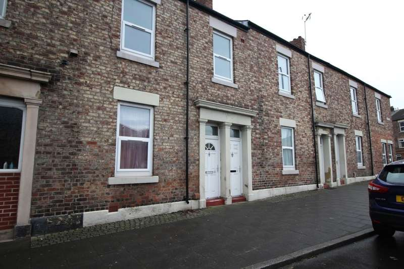 2 Bedrooms Flat for sale in Howdon Road, North Shields, NE29