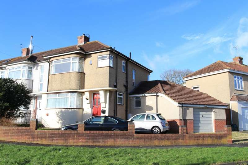 3 Bedrooms End Of Terrace House for sale in Whitecross Avenue, Whitchurch, BS14