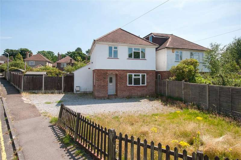 3 Bedrooms Detached House for sale in Lambarde Drive, Sevenoaks, Kent