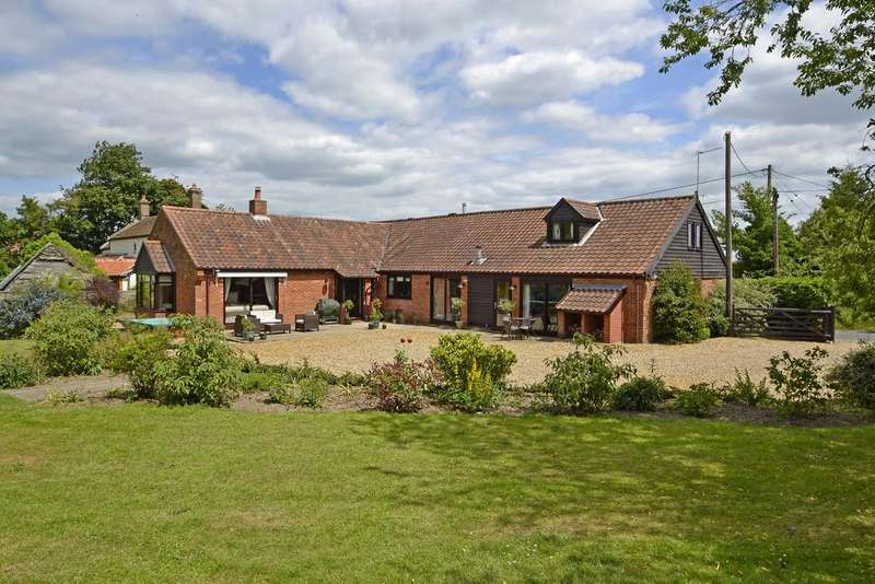 7 Bedrooms Barn Conversion Character Property for sale in Surlingham, Norwich, Norfolk