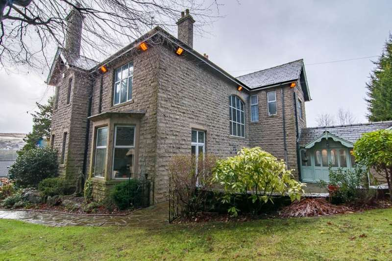 5 Bedrooms Detached House for sale in Haslingden Road, Rossendale, BB4