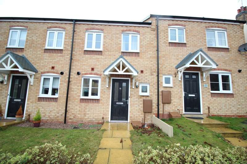 2 Bedrooms Terraced House for sale in Bermuda Village, Nuneaton, CV10