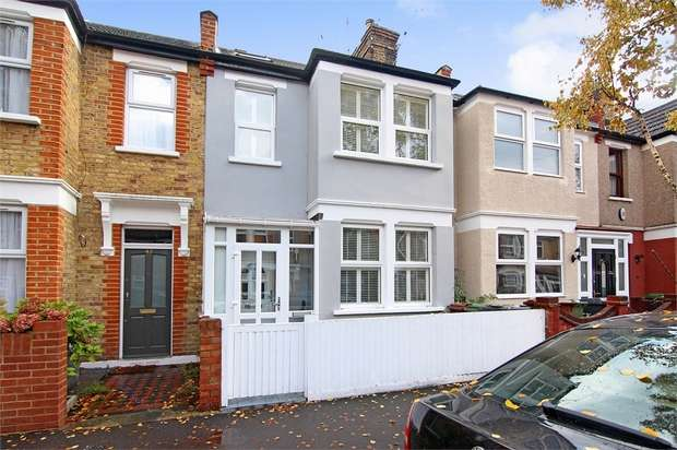 4 Bedrooms Terraced House for sale in Morland Road, Walthamstow, London
