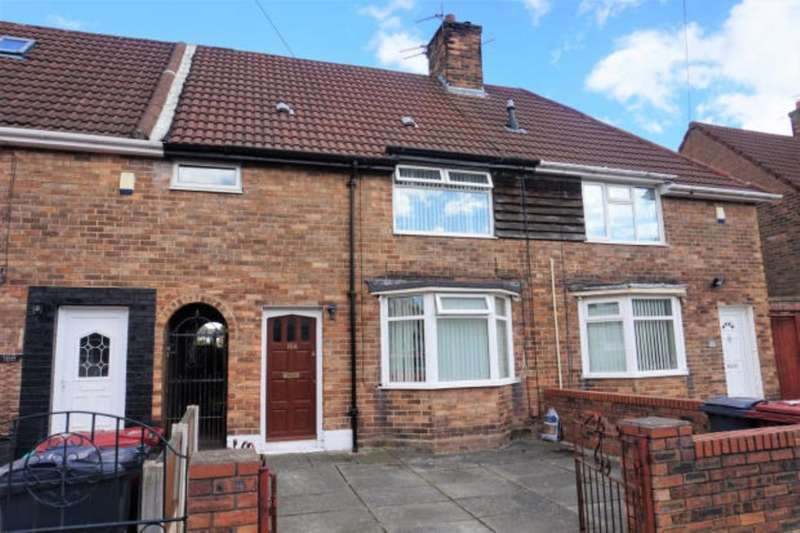 3 Bedrooms Semi Detached House for sale in Radway Road, Liverpool, L36