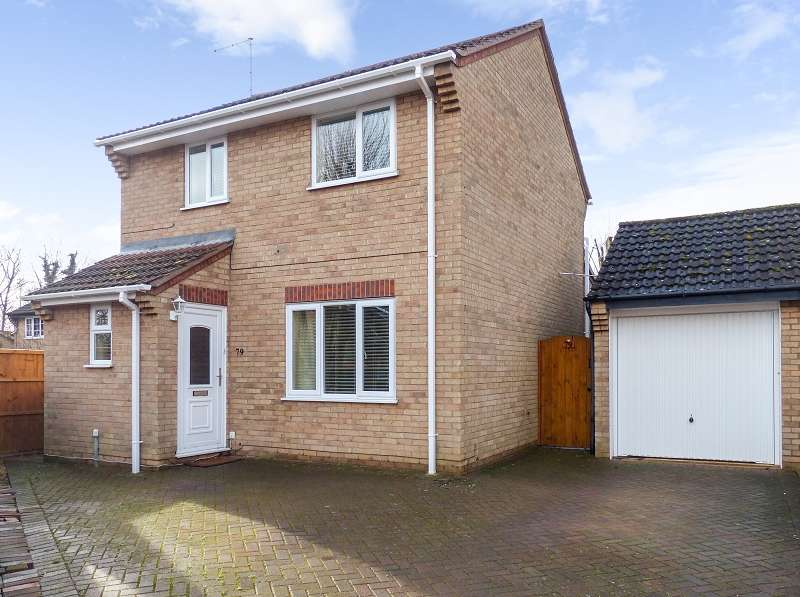 3 Bedrooms Property for sale in Paulsgrove, Orton Wistow, Peterborough, PE2 6YF