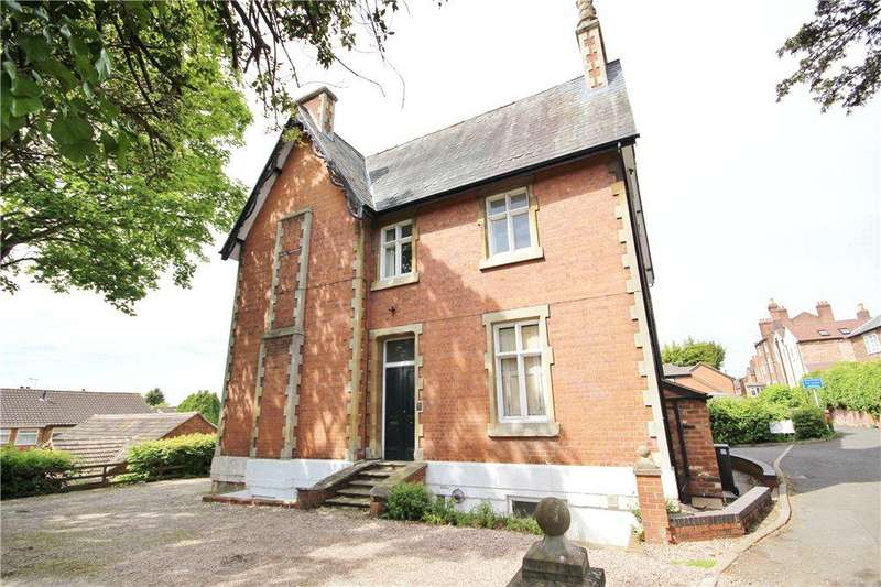 3 Bedrooms Apartment Flat for sale in Camp Hill Road, Worcester, Worcestershire, WR5