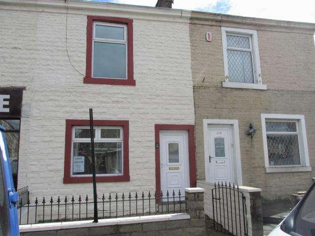 2 Bedrooms Terraced House for sale in St. Huberts Road Great Harwood