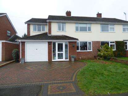 5 Bedrooms Semi Detached House for sale in Newton Road, Duston, Northampton, Northamptonshire