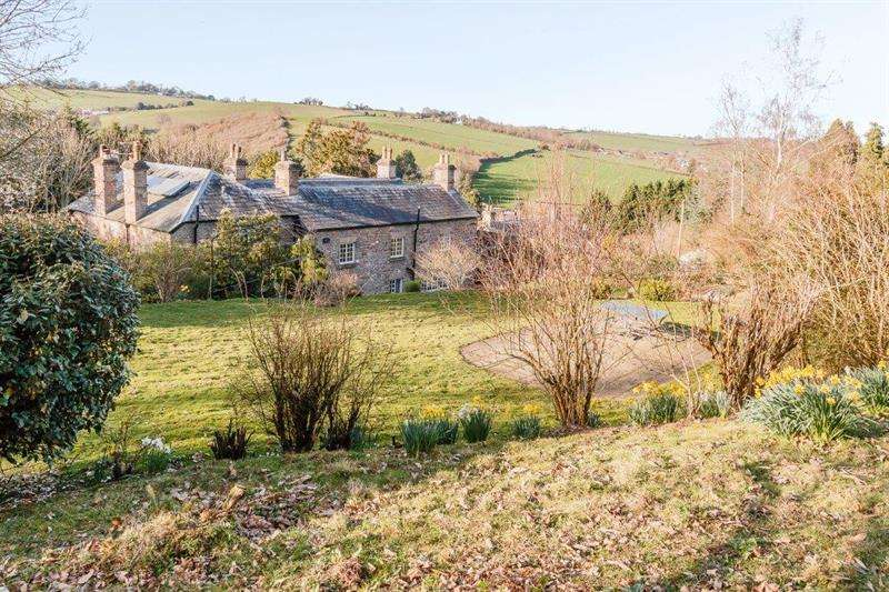 5 Bedrooms Country House Character Property for sale in Whitchurch, Ross-On-Wye