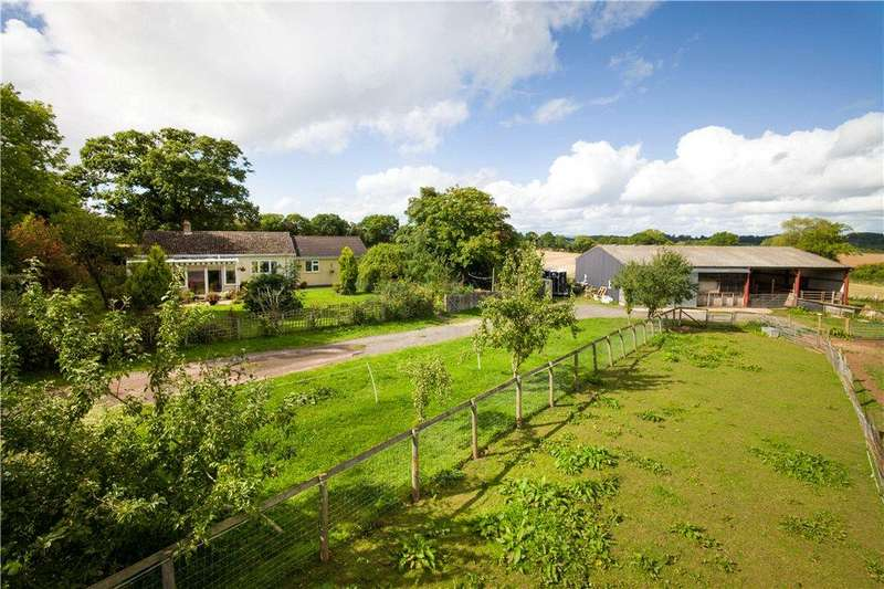 3 Bedrooms Equestrian Facility Character Property for sale in Risbury, Leominster, HR6