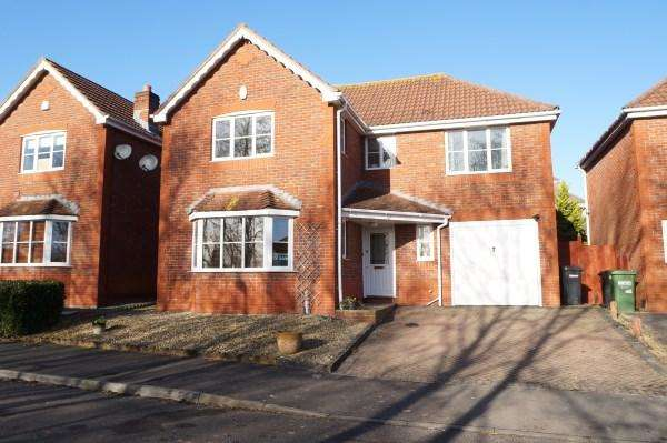 4 Bedrooms House for sale in Quarry Way, Emersons Green, Badminton Park, Bristol, BS16 7BN