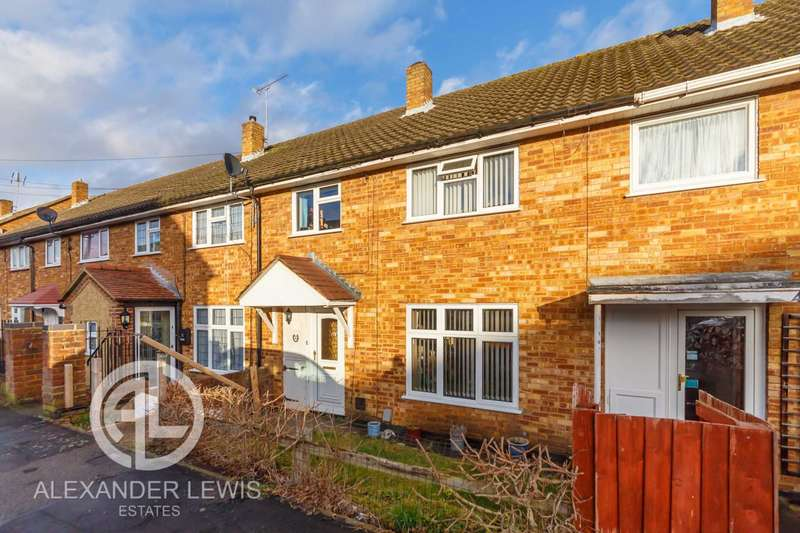 3 Bedrooms Terraced House for sale in Kymswell Road, Stevenage, SG2 9JT